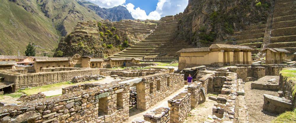 """Résultat de recherche d'images pour """"pueblo de ollantaytambo fortaleza"""""""